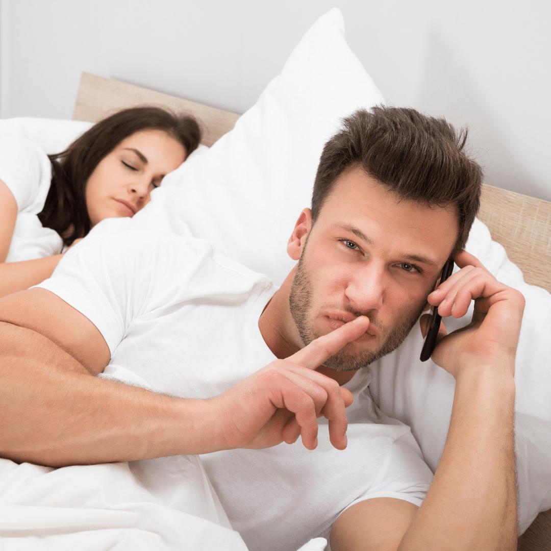 necesito saber si mi pareja me es infiel